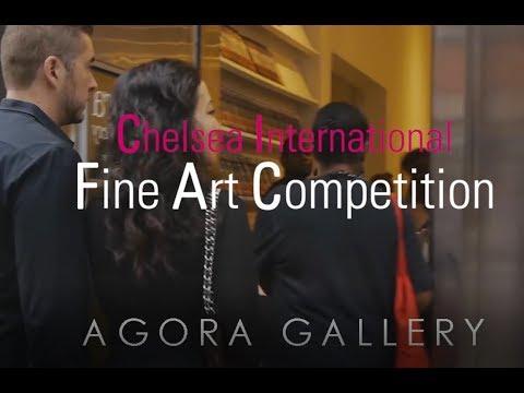 The 33rd Chelsea International Fine Art Competition -  Testimonials