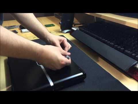 Packard Bell ALP-Ajax C3 Laptop Disassembly
