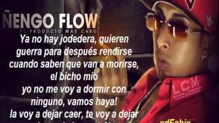 Ñengo Flow   El Maliante se despierta Letra