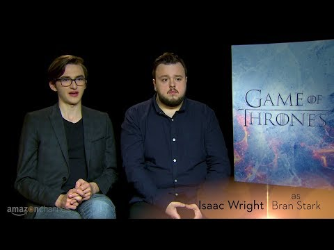 Game of Thrones Cast Vignettes: Isaac Wright & John Bradley-West