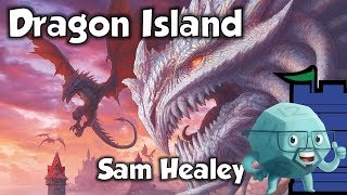 Dragon Island Review with Sam Healey