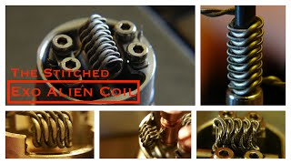 How to Build a Stitched Exo Alien Coil