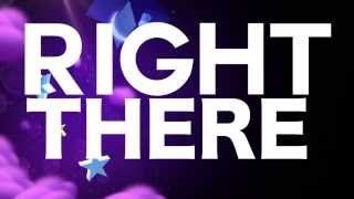 Ariana Grande - Right There (feat. Big Sean) Lyric Video