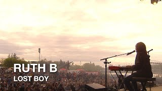 Ruth B  Lost Boy  CBC Music Festival