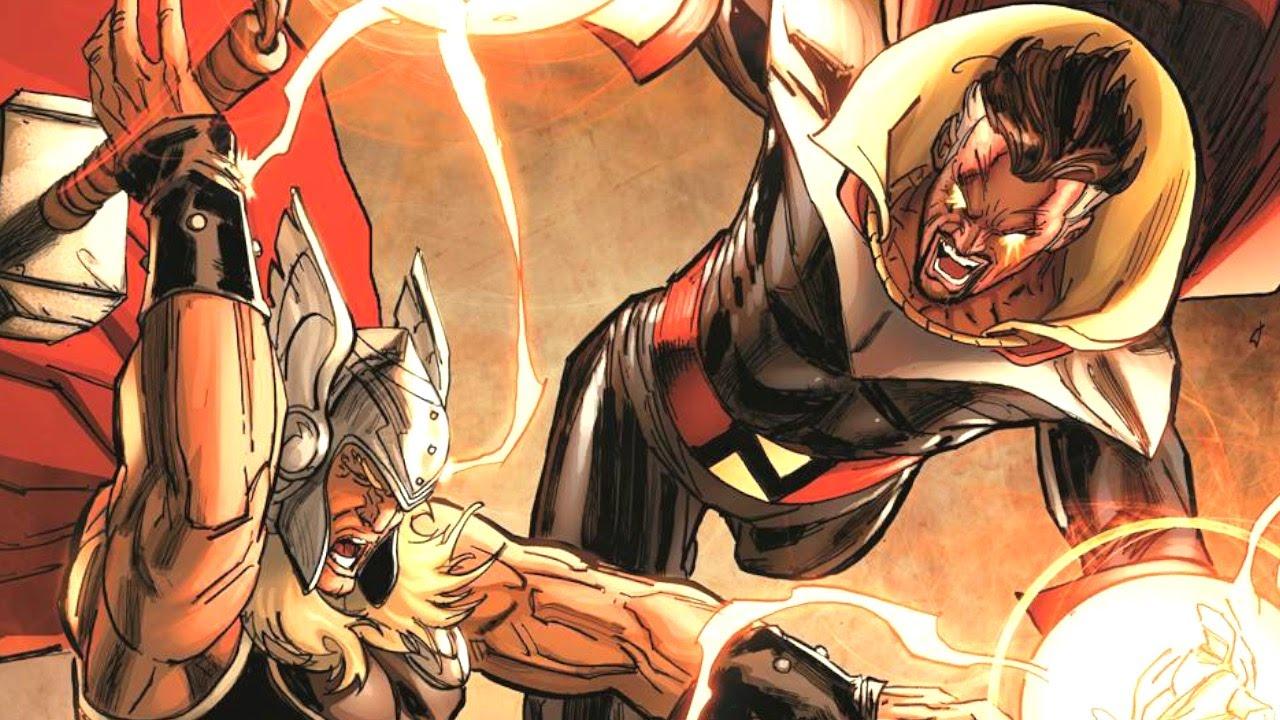 Supervillain Origins: Count Nefaria - YouTube