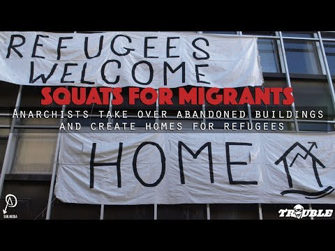 Squats for Migrants
