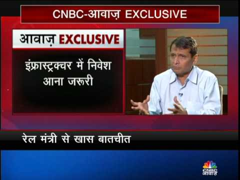 Exclusive interview with Suresh Prabhu