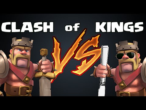 Clash Of Clans - Clash Of Kings (Kings Of Clash)