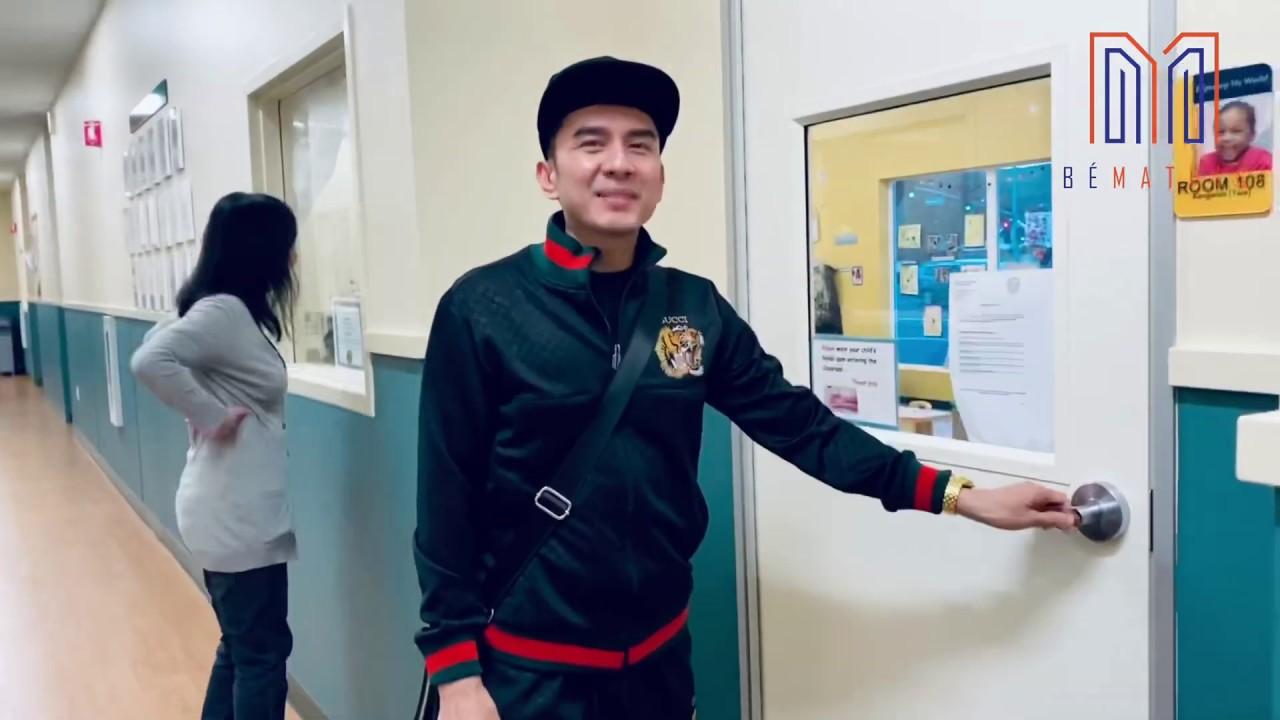 Ba Đan Trường tới đón Thiên Từ ở trường học