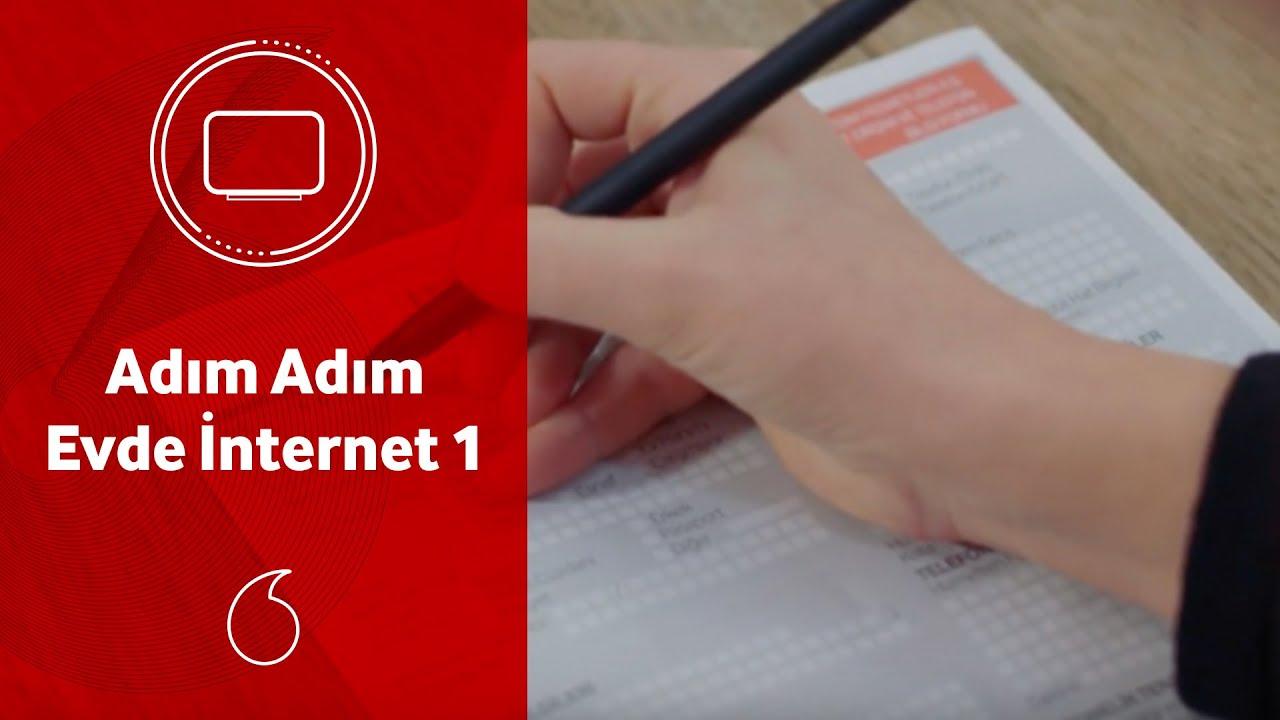 vodafone evde internet müşteri hizmetleri