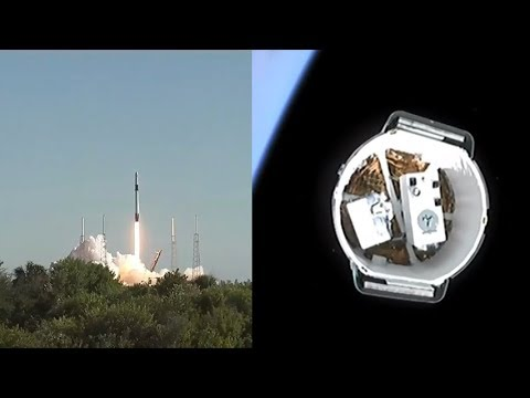 SpaceX CRS-16 Launch