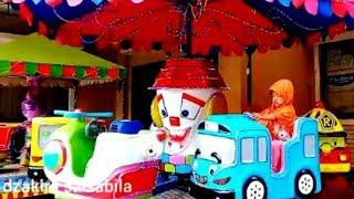 Naik Odong Odong Lagu Anak Dzakira Naik Mobil Tayo Robocar Poli