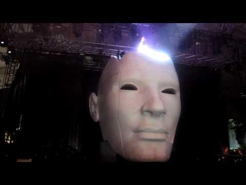 Avicii Intro- Levels (Live at Coachella Valley Music Festival 2012) HD