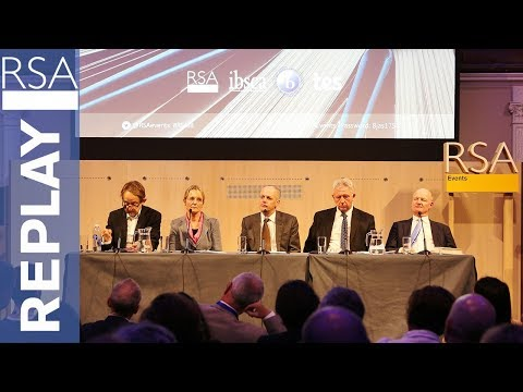 Educating for a Better Future |  David Willetts | RSA Replay