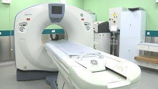 В больнице № 25 Волгограда построили новый диагностический комплекс