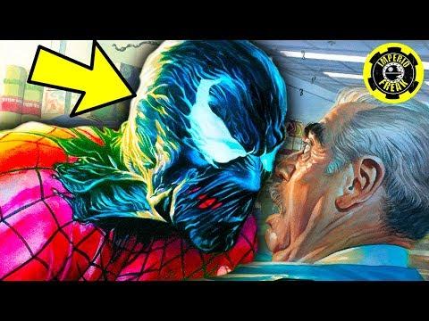 VENOM INC. ¡Brutal! Spider-Man Es Poseído Por el Simbionte! (Comic) Historía Completa y Resumída