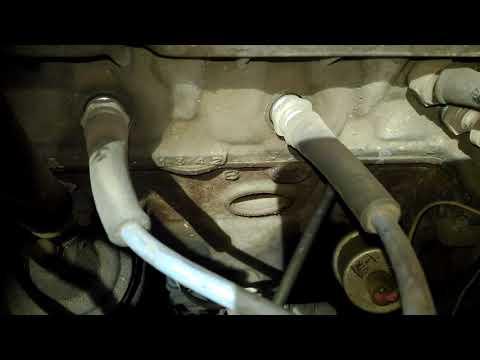 Как найти номер двигателя ВАЗ  2101, выпуск1972 год.
