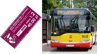 видео Билеты на автобусы в Варшаву