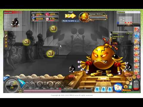 Boomz Indonesia Gulu Heroic Final Stage GAMEPLAY