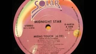Midnight Star - Midas touch (12
