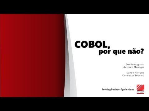 Webinar Acadêmico - COBOL, por que não?