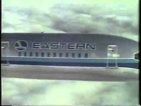"1983 Eastern Airlines ""Boeing 757"" Commercial"