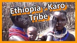 Ethiopia - Kano tribe in Kolcho (lower Omo valley)