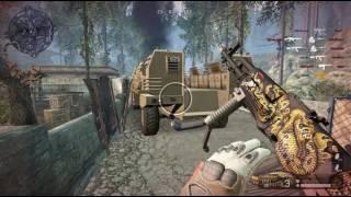 Warface: FFA Gameplay with FY-103