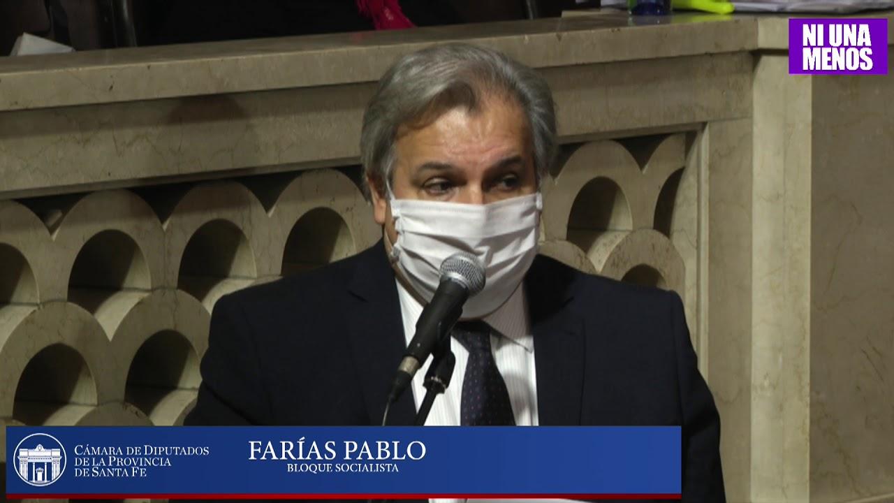 INTERVENCION DIPUTADO FARIAS PABLO - SESIÓN ORDINARIA Nº3 - PERIODO 138 - 04/06/2020