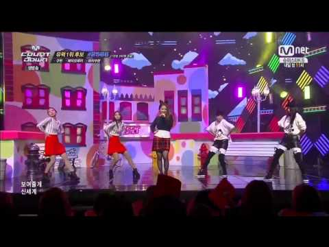 141120 HI SUHYUN Feat  BOBBY   I'M DIFFERENT, 하이수현 Feat  바비   나는 달라++ Begins