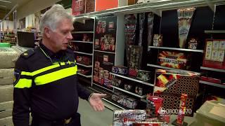 Illegaal vuurwerk kopen is geen overtreding, maar een misdrijf