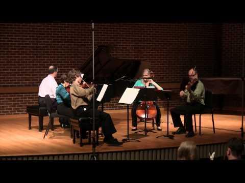 Chamber Concerto, Piano Quintet edition