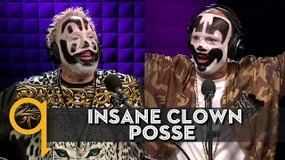 Insane Clown Posse interview in studio q