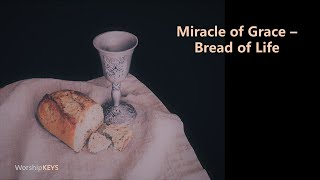 Piano Worship - Miracle of Grace : Bread of Life (cover)