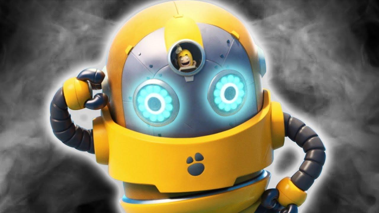 Oddbods | Bumblebee | Funny Cartoons For Children