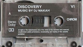DJ Makah - Discovery VI - Side A+B - 1996 - Dampfbläserhalle Augsburg
