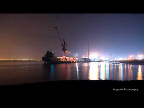 Cities In Time-Lapse: Industrial Shanghai