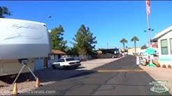 Apache Palms RV Park Tempe Arizona AZ -  CampgroundViews.com