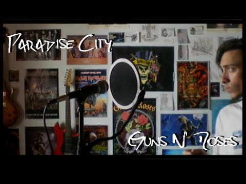 Paradise City [Acoustic] - Guns N' Roses (Cover by L'aintr)