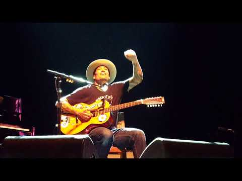 Ben Harper Live In New Caledonia - I Trust You To Dig My Grave
