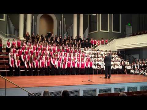 Nashville Youth Choir and Touring Choir - Homeward Bound