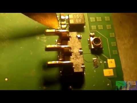 Nokia 5228 5230 5235 5800 Ошибка при самотестировании телефона Self test error