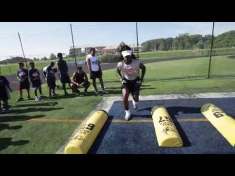Jelani Jenkins: The Ultimate Football Camp (Documentary)