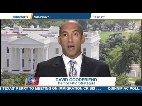 MidPoint | David Goodfriend: Former Deputy Staff Secretary
