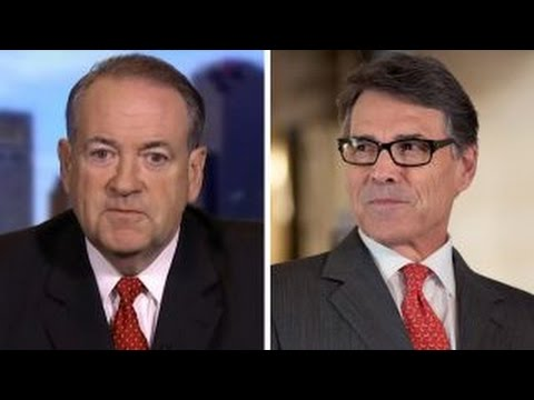Mike Huckabee on Rick Perry