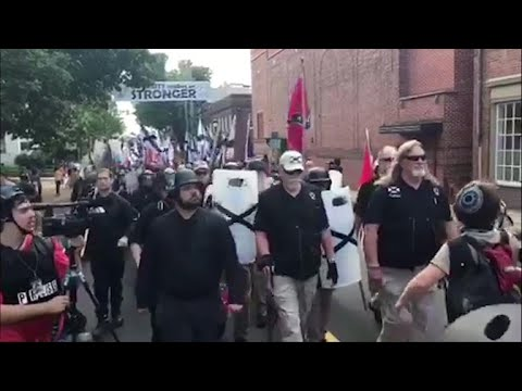 "Grounds of conflict: ""Unite the Right"" rally Charlottesville, Va."
