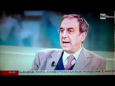 Il Prof. Francesco Fedele ospite su Rai News
