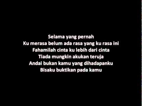 Faizal Tahir - Aku Punya Kamu (Full Song + Lyrics)