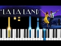 Another Day of Sun - La La Land soundtrack - Piano Tutorial