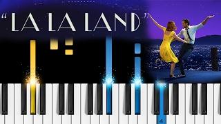Another Day of Sun - La La Land soundtrack - Piano Tutorial
